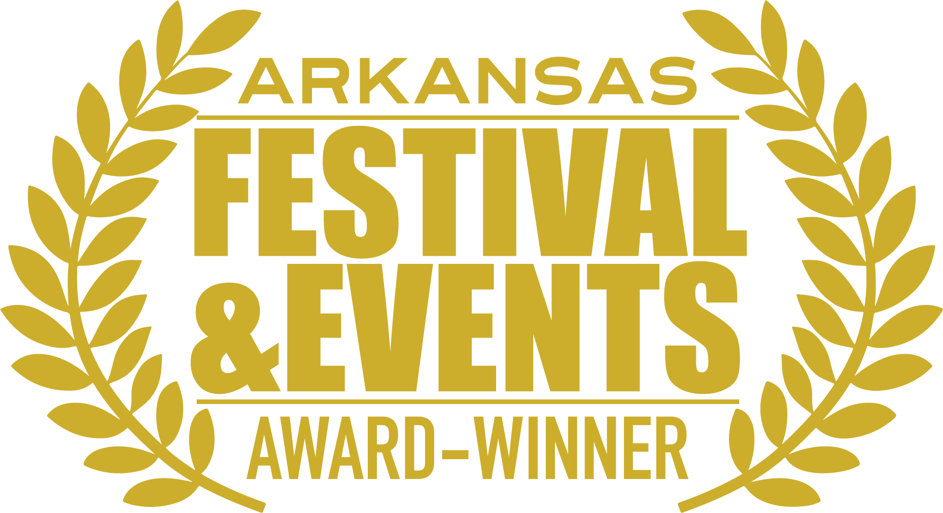 Arkansas Festival and Events award crest