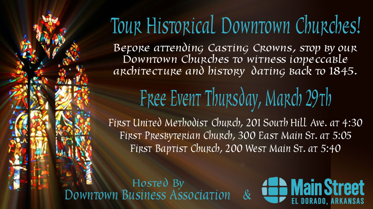 Historic Churches Tour