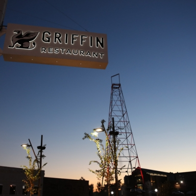 Griffin sign