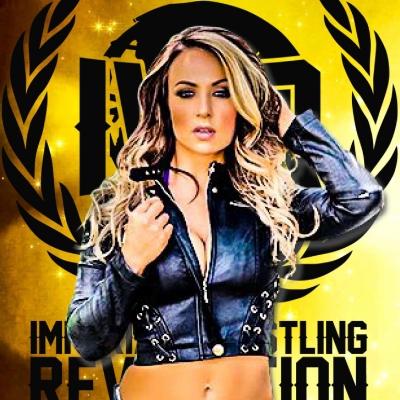 Imperial Wrestling Revolution - Tenille FKA Emma
