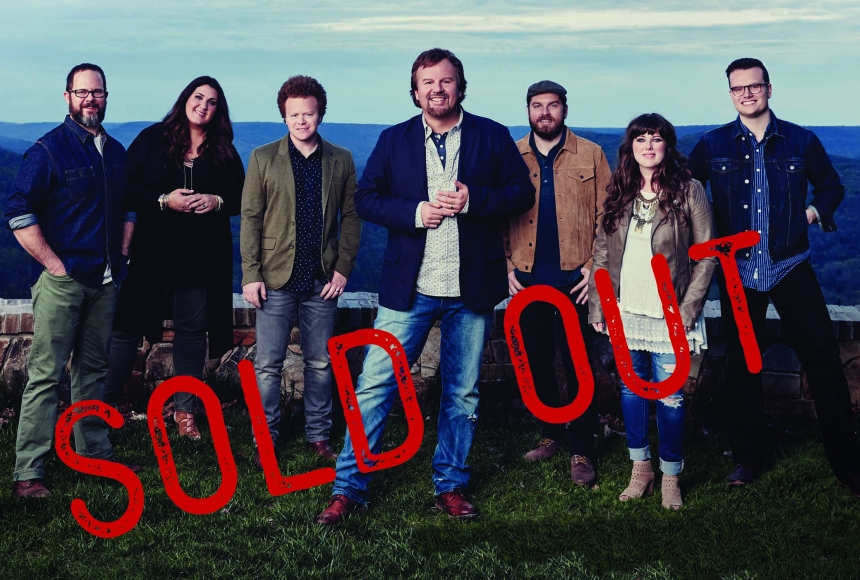 Casting Crowns Sold Out