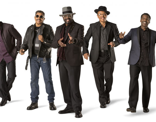 The Temptations Christmas Tour