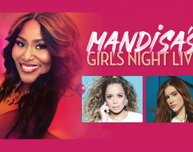 Mandisa Girl's Night Live