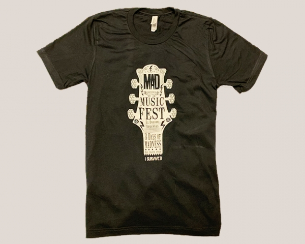 I Survived Musicfest Shirt