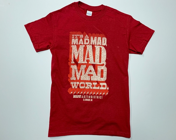 MAD MAD MAD World Shirt