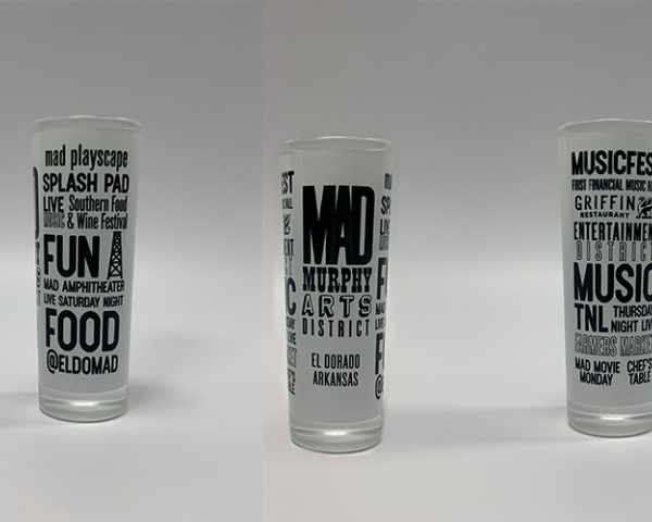 MAD Shot Glass